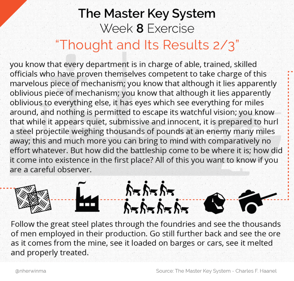 Master Key System exercise 8 b