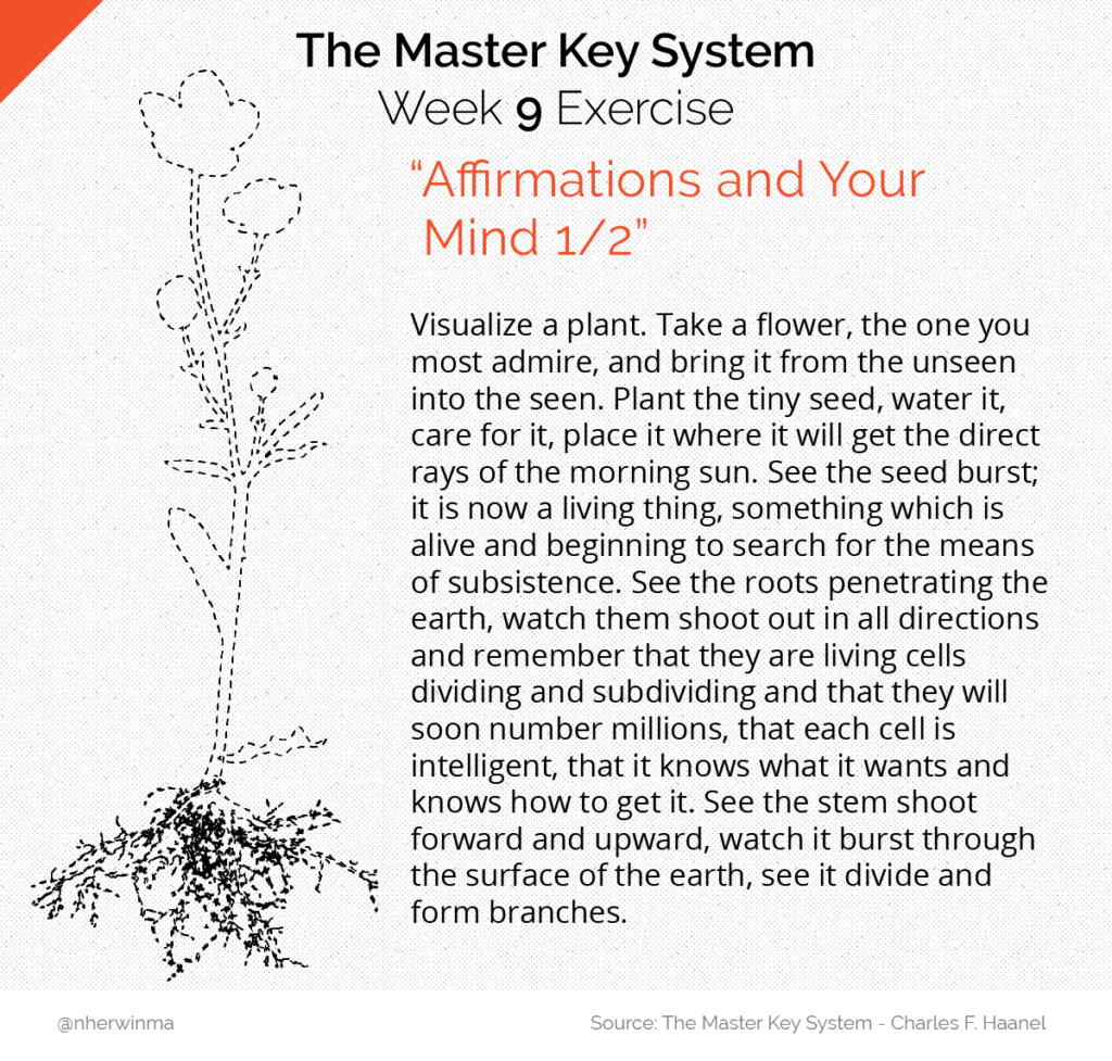 Master Key System exercise week 9